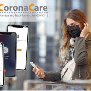 Imaqen CoronaCare Covid-19 mobile solution